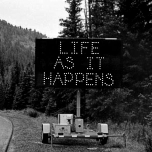 Life as It Happens by Krief