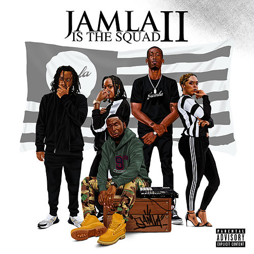 9th Wonder Presents: Jamla Is The Squad II de Various Artists