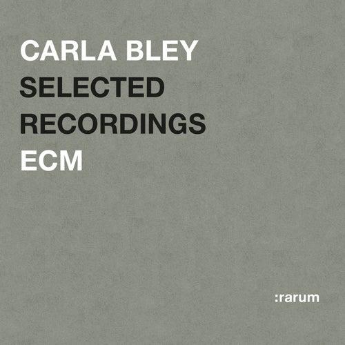 Selected Recordings de Carla Bley