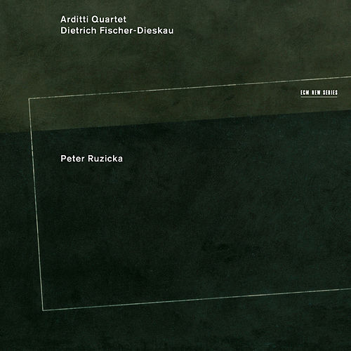 Ruzicka: String Quartets by Arditti Quartet
