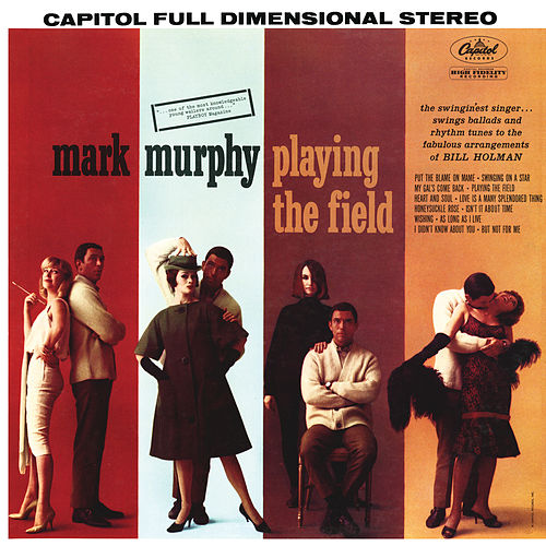 Playing The Field de Mark Murphy