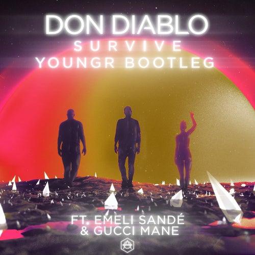Survive (Youngr Bootleg) by Don Diablo