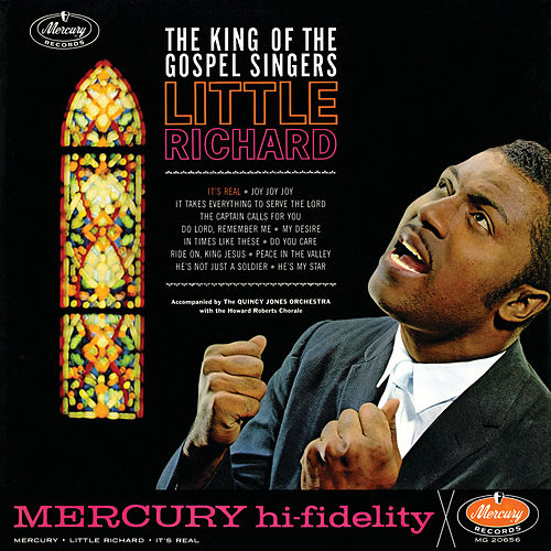 The King Of The Gospel Singers by Little Richard