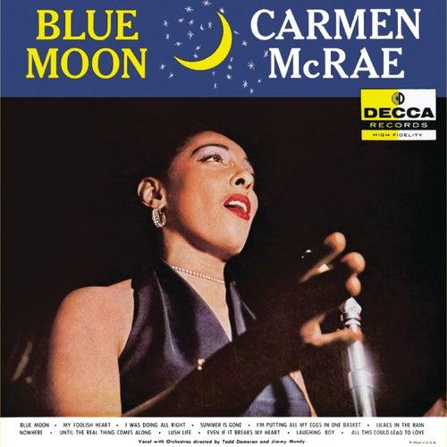 Blue Moon de Carmen McRae