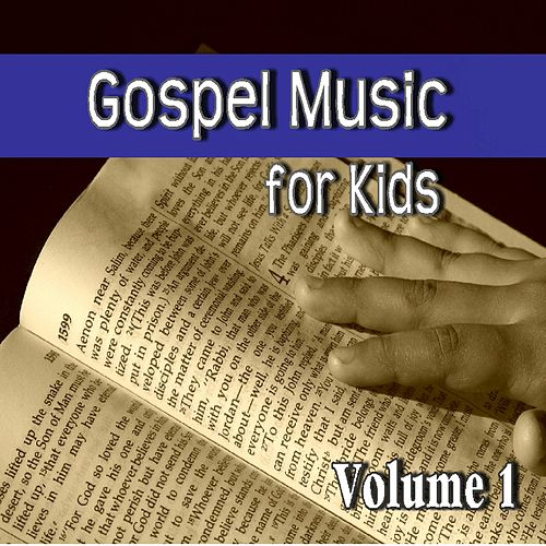 Gospel Music for Kids, Vol. 1 by Willie Williams