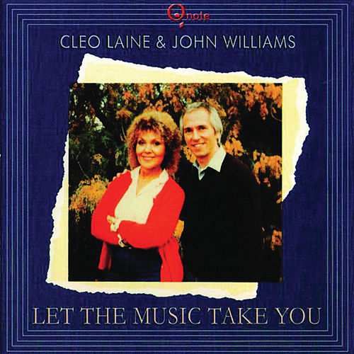 Let The Music Take You by Cleo Laine