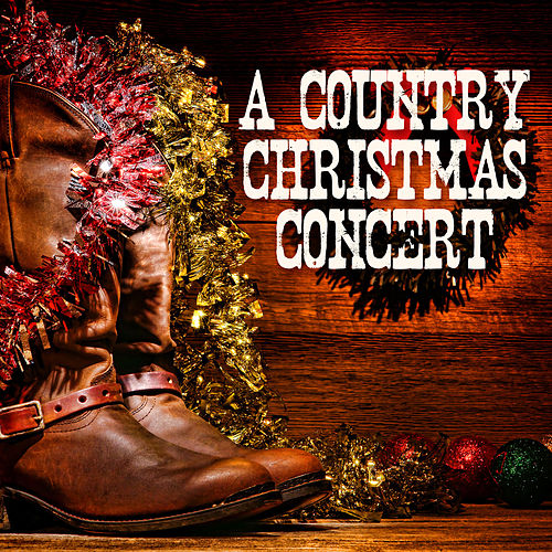 A Country Christmas Concert by Lee Greenwood
