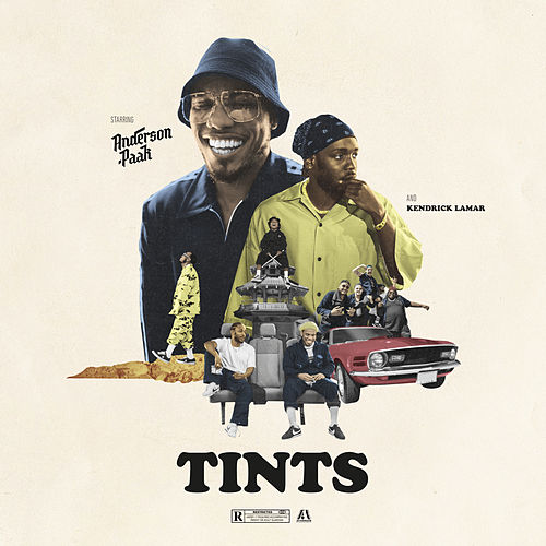 Tints (feat. Kendrick Lamar) von Anderson .Paak