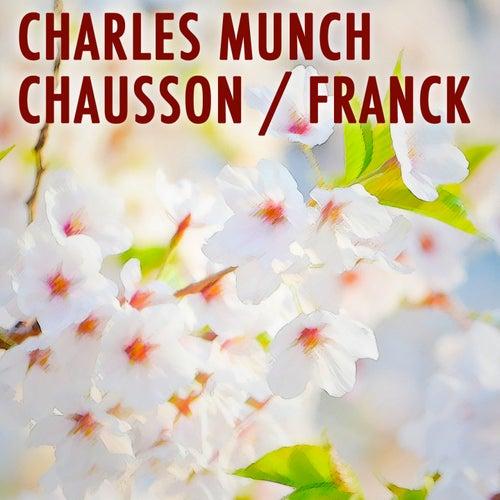 Chausson / Franck von Boston Symphony Orchestra