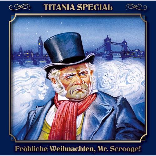 Fröhliche Weihnachten, Mr. Scrooge (Titania Special Folge 1) de Charles Dickens