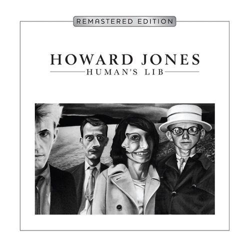 Human's Lib (Deluxe Remastered & Expanded Edition) de Howard Jones