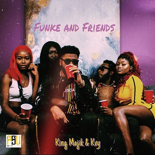 Funke and Friends de King Majik
