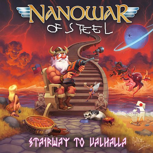Stairway To Valhalla by Nanowar of Steel
