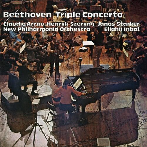 Beethoven: Triple Concerto de Claudio Arrau