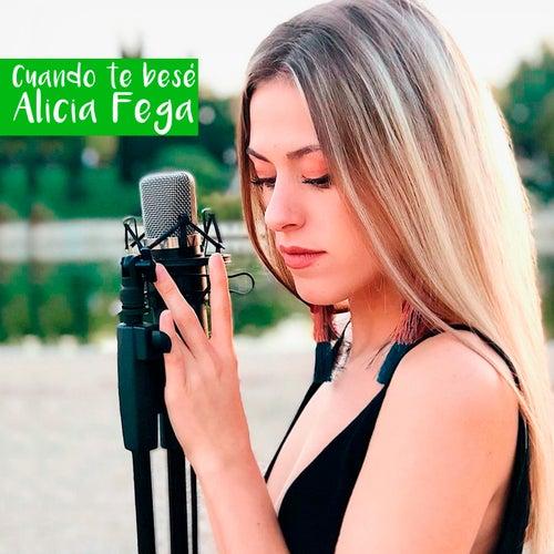 Cuando te besé von Alicia Fega