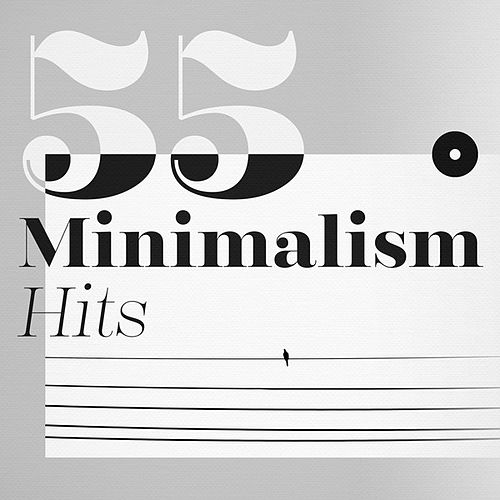 55 Minimalism Hits von Various Artists