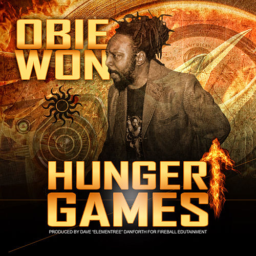 Hunger Games by Obie Won
