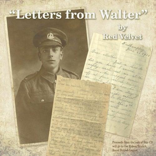 Letters from Walter de Red Velvet