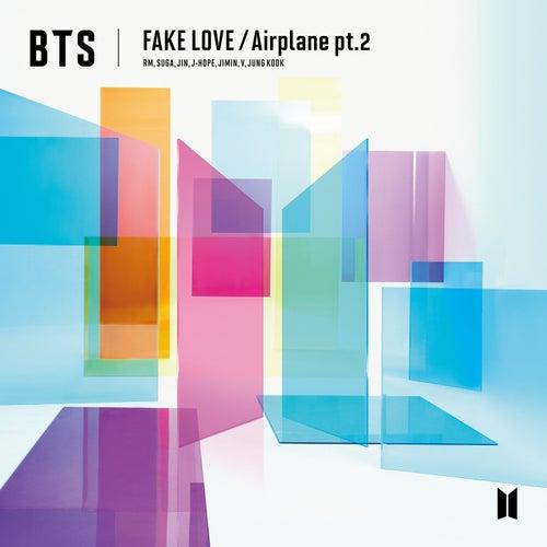 FAKE LOVE / Airplane pt.2 de BTS