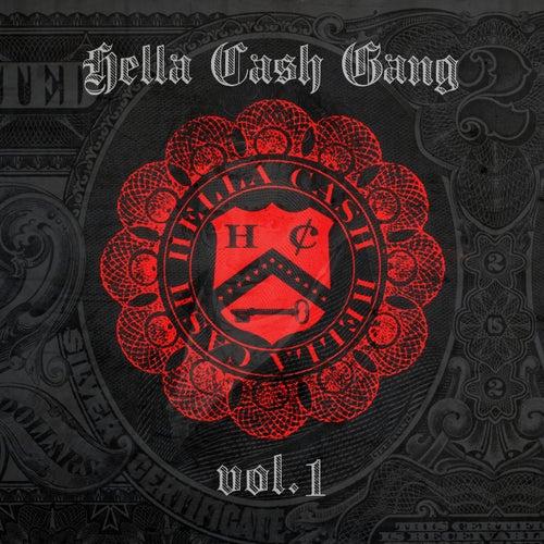 Hella Cash Gang (Vol. 1) by Josylvio