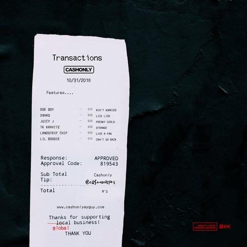 Transactions von Cash Only