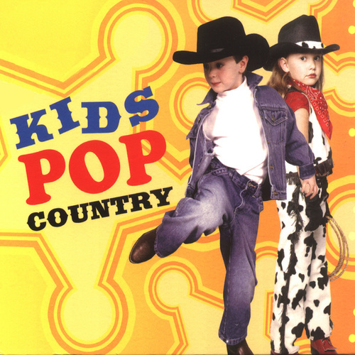 Kids Pop Country de The Countdown Kids