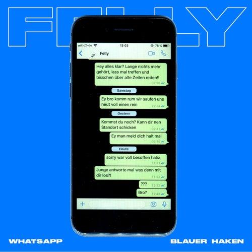 Whatsapp Blauer Haken de Drunken Masters