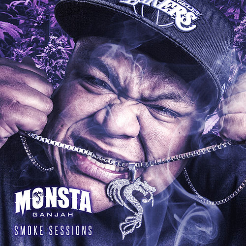 Ganjah Smoke Sessions de Monsta Ganjah
