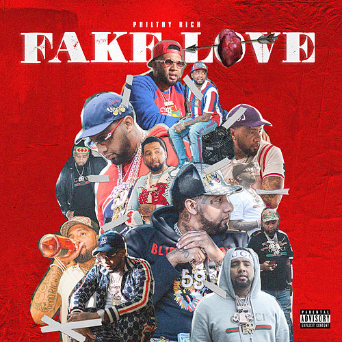 Fake Love (Deluxe Version) von Philthy Rich