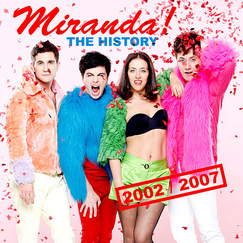 The History 2002-2007 by Miranda!