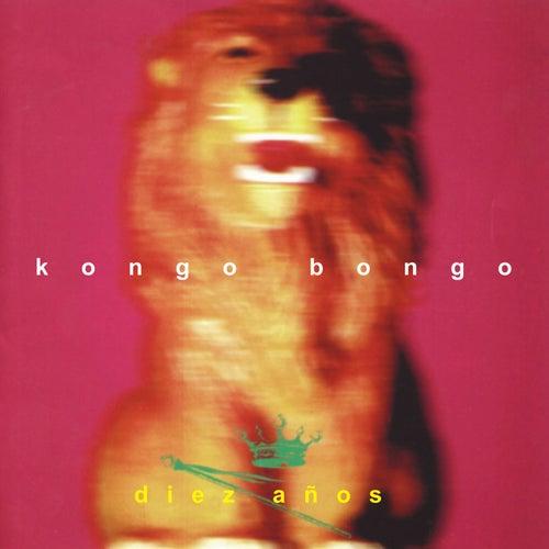 Diez Años by Congo