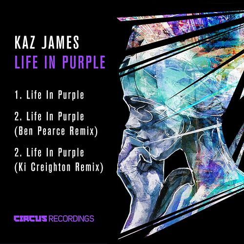 Life in Purple de Kaz James