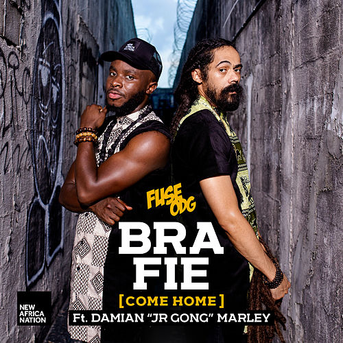 Bra Fie (feat. Damian 'JR GONG' Marley) von Fuse ODG