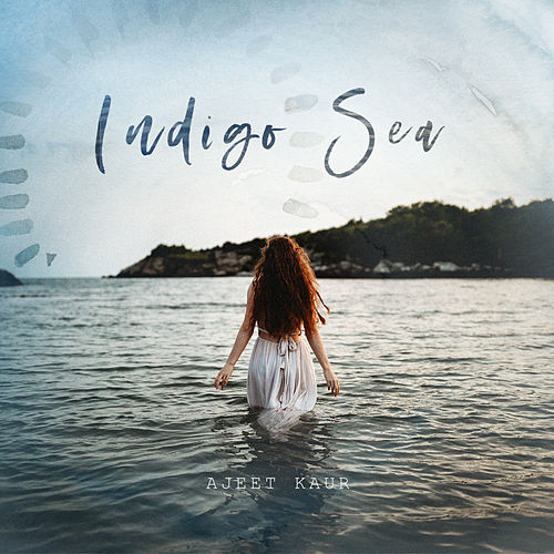 Indigo Sea by Ajeet Kaur