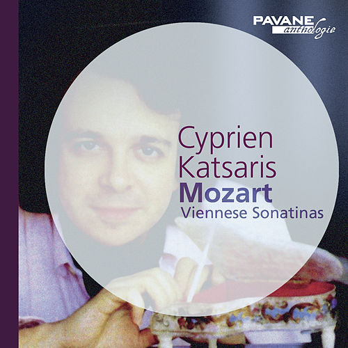 Mozart: The Six Viennese Sonatinas by Cyprien Katsaris