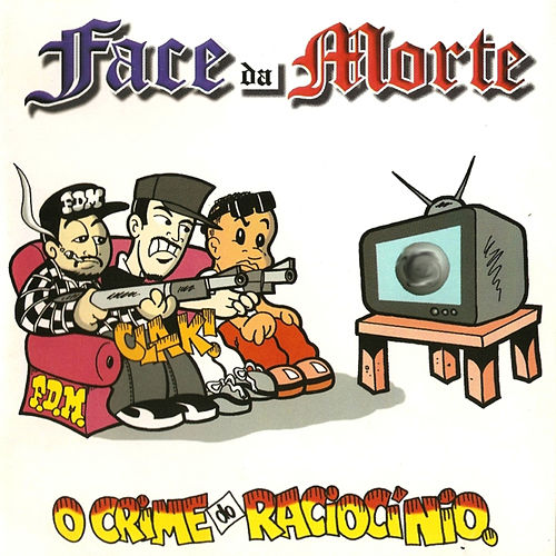 O Crime do Raciocínio de Face da morte