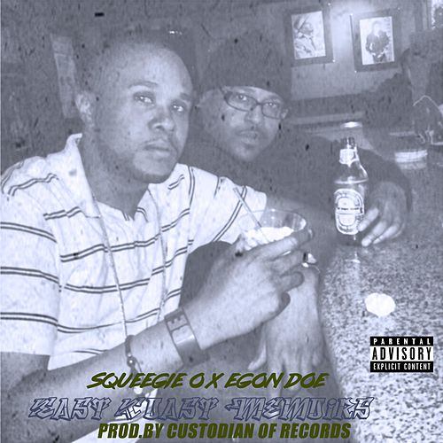 East Coast Memoirs by Squeegie O