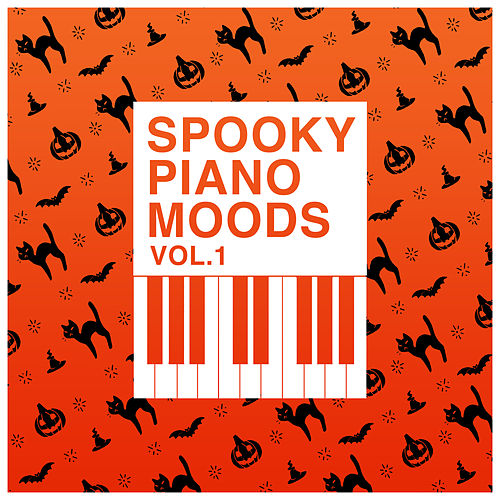 Spooky Halloween Piano Moods van The Blue Notes