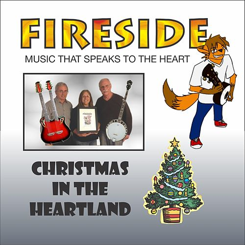 Christmas In The Heartland.Christmas In The Heartland By Fireside