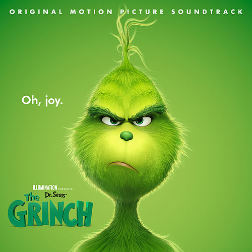 Dr. Seuss' The Grinch (Original Motion Picture Soundtrack) by Various Artists