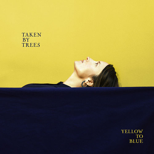 Yellow to Blue by Taken By Trees