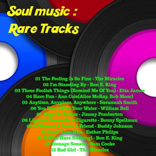 Soul Music Rare Tracks de Various Artists