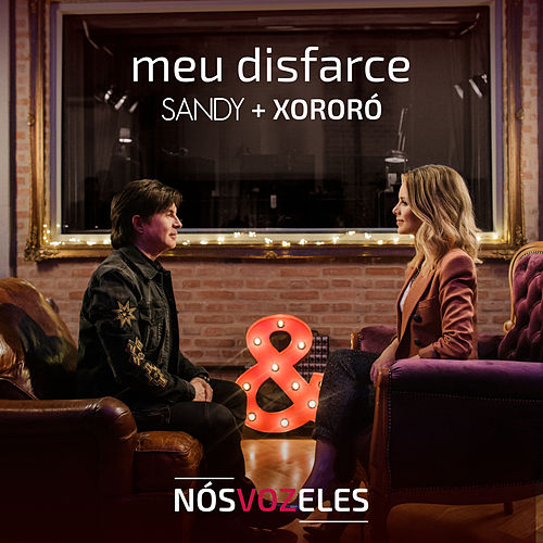 Meu Disfarce by Sandy
