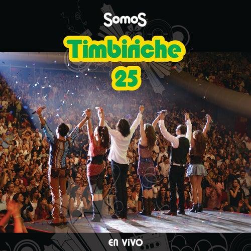 Somos Timbiriche 25 En Vivo de Timbiriche