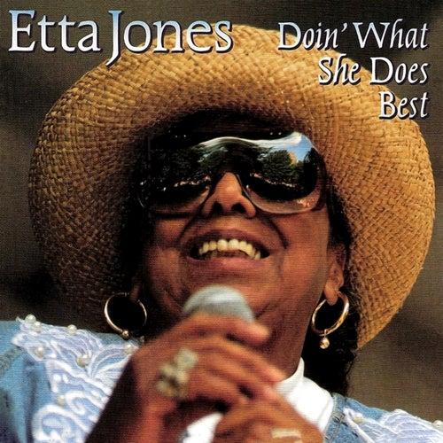 Doin' What She Does Best by Etta Jones
