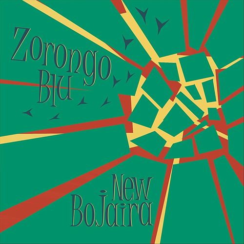 Zorongo Blu by New Bojaira