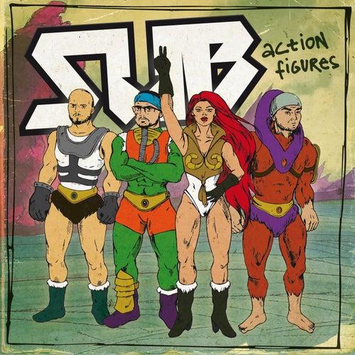 Action Figures de .Sub