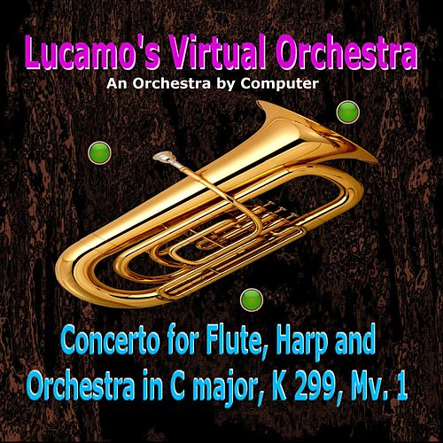 Concerto for Flute, Harp and Orchestra in C major, K    by Luis