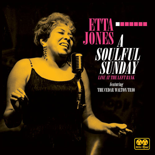 A Soulful Sunday: Live At The Left Bank by Etta Jones