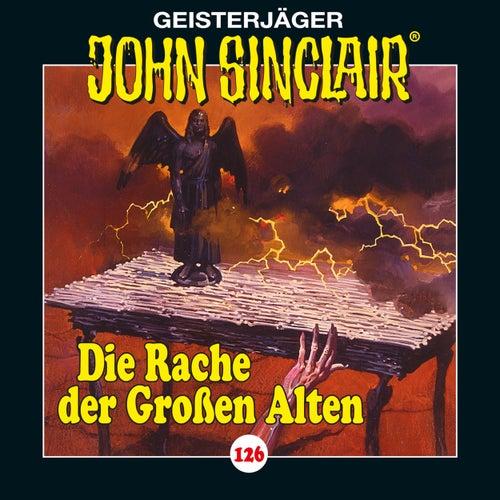 Folge 126: Die Rache der Großen Alten. Teil 2 von 3 von John Sinclair